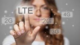 Trådløst net - 3G - 4G mobilt bredbånd